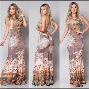 Dresses & Skirts - MERMAID ♡ Brazilian Maxi Dress